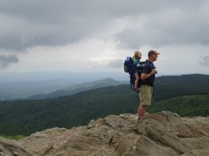 Black Balsalm Knob, Pisgah National Forest