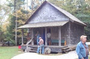 frontier cabin 2