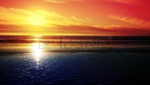 sunsetocean