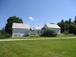 Robert Frost's New Hampshire Farm
