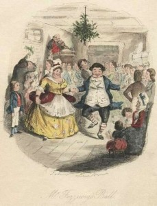 "From ""A Christmas Carol"": Mr. Fezziwig's Ball"