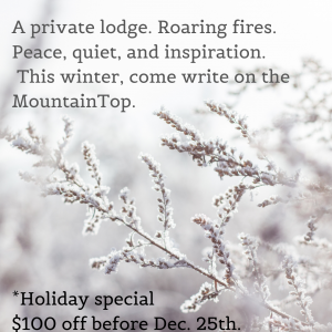 MountainTop Writers Retreat_Instagram